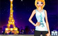 Visiting Paris Dress Up
