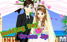 Wedding Day Dress Up