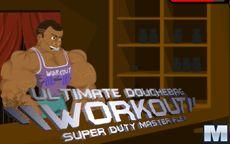 Ultimate Douchebag Workout - Super Duty Master Flex