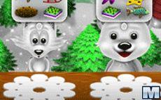 Toto's Winter Cookies