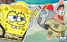 SpongeBob Dirty Bubble Busters