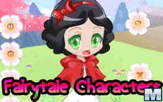 Fairytale Characters Dress Up