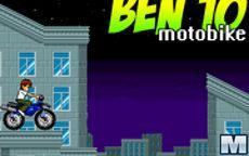 Super Ben 10 Motobike