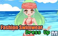 Fashion Swimwear Dress Up