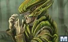 Zombie Alien Parasites