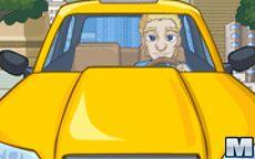 Taxista em Nova Iorque