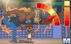 Kick Justin Beaver