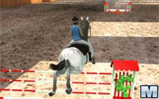Horsejumping 3D