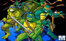 Ninja Turtle The Return Of King