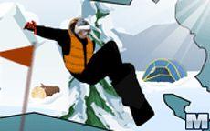 Snow Surfing