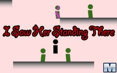 I Saw Her Standing There