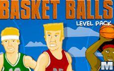 Basket Balls Level Pack