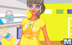 Pregnant Mom Shopping Dress Up Game