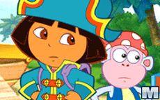 Dora Pirate Boat Treasure