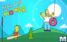 The Simpsons: Kick Ass Homer
