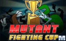 Torneio de luta entre mutantes