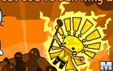 Deus Gato x Rei Sol