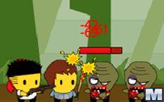 Ataque dos zumbis