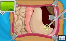 Operação de Urgência: cirurgia de estômago