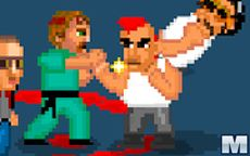 Fist Puncher Streets Of Outrage