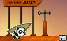 Panda Voador