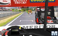 Corrida de caminhão Renault