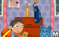 Ajude um menino a fugir do jardim de infância
