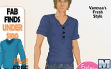 Style Magazine Cover - Zac Efron