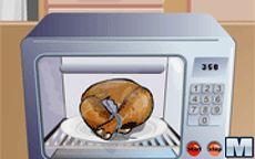 Cooking Show - Roast Turkey