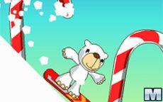 Polar Bear Snowboard