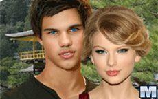 Taylor Swift N Taylor Lautner