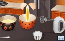 Cozinha com a Sara: cupcakes de Halloween