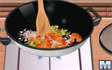 Na cozinha com a Sara: sopa de lentilhas