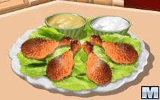 Cozinha da Sara: frango assado