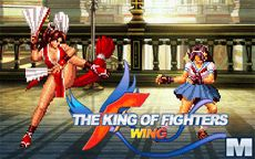 King Of Fighters Wing EX