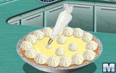Cozinha da Sara: bolo de limão