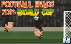 Football Heads 2014 World Cup