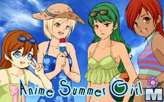 Anime Summer Girls