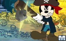 Mickeys Pirate Plunder