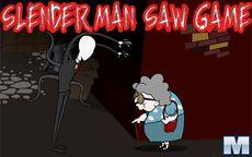 Slenderman Saw Game