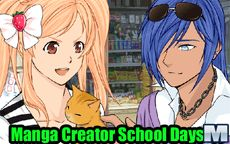 Manga Creator School Days 11