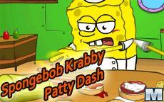 Spongebob Krabby Patty Dash