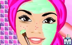 Selena Gomez Beauty Salon