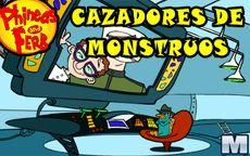 Phineas y Ferb Cazadores de Monstruos