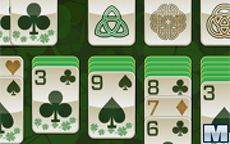 St. Patrick's Day Solitaire