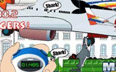 Destructo Shark