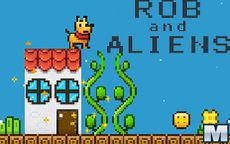 Rob And Aliens