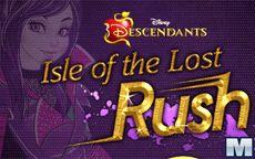 Descendants - Isle Of The Lost Rush