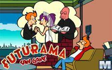 Futurama Saw Game