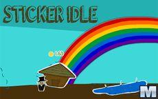 Sticker Idle